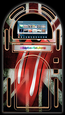 Rolling Stones Jukebox , Digital Jukeboxes